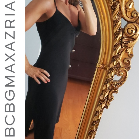 BCBG Dresses & Skirts - BCBG Black Dress